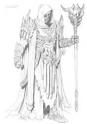 MOTU - Skeletor by RubusTheBarbarian