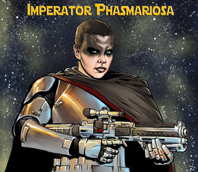 Imperator Phasmariosa by RubusTheBarbarian