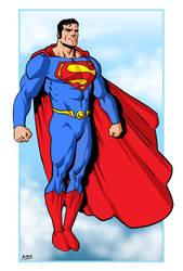 Superman by RubusTheBarbarian