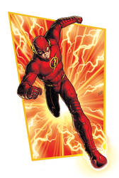 The Flash by RubusTheBarbarian