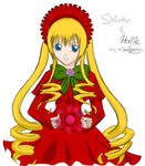 Shinku and Hollie by Ashayami