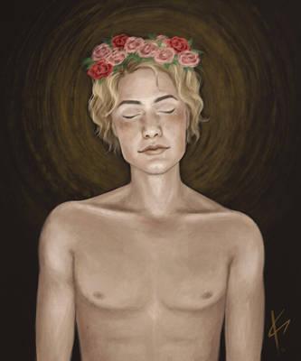 Dorian Gray by Acrisa