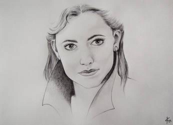 portrait by Acrisa