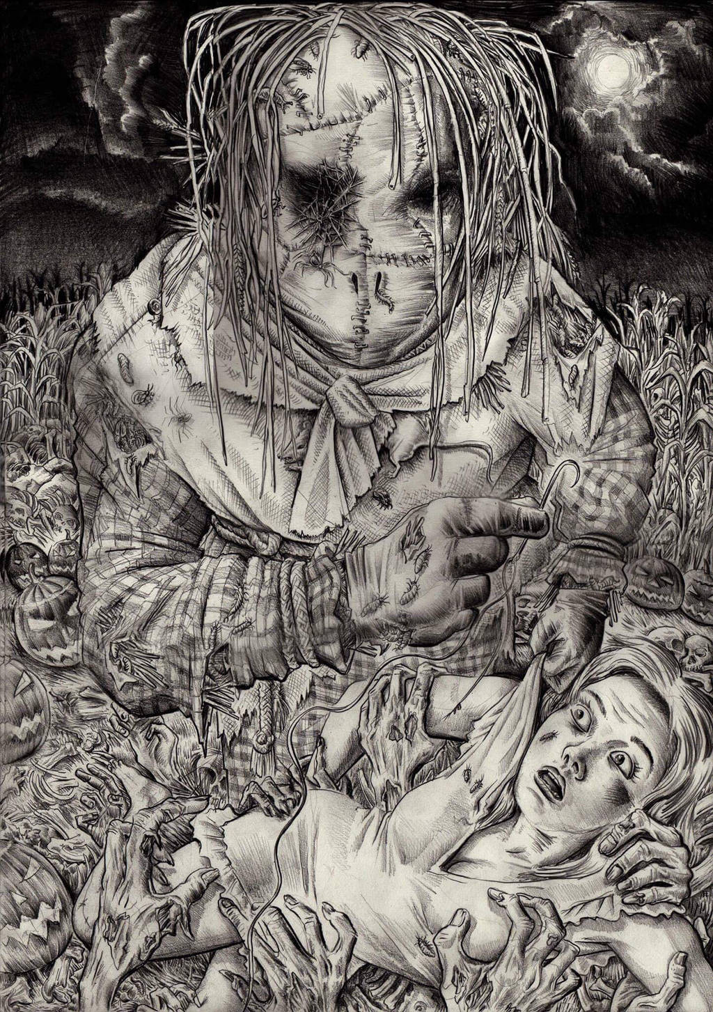 The Feast Of The Dead by Black--Mountain