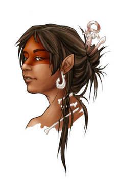 Elemental Avatar - Bone by AmyClark