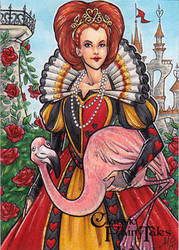 Queen of Hearts - Perna Classic FairyTales by AmyClark