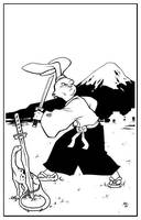 Usagi Yojimbo by AmyClark