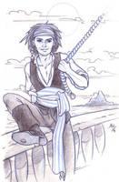 Jack Sparrow - New Horizons by AmyClark
