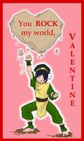 Valentine2007 - Earth by AmyClark