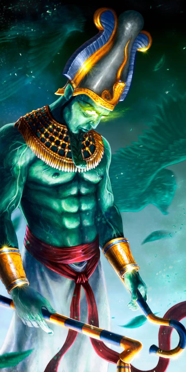 Osiris by LarsRune