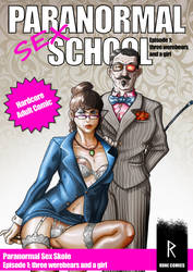 Paranormal Sex School cover (Episode 1) by LarsRune