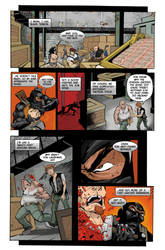 HoTN 8Ball and Black Terror pg 4 by KeirenSmith