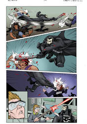 Heroes of the North:  Prototype pg2 by KeirenSmith