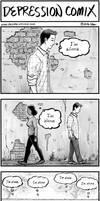 depression comix #300 by depressioncomix