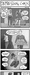 depression comix #402 by depressioncomix