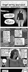 depression comix #413 [tw: sexual assault] by depressioncomix