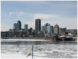 L' Ile de Montreal by KaziModart