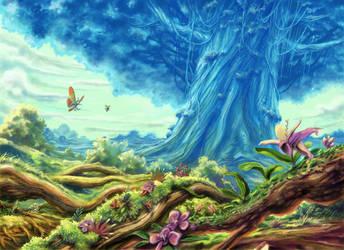 Daydream Three by anakingusan
