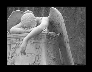 Sadness by LaVidaMeSorprende