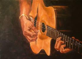 Melodie Au Crepuscule by RFord-Art