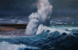 Assault on the Breaker by RFord-Art
