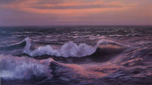 Evenings calm by RFord-Art