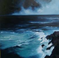 Atlantic Blue 1 by RFord-Art