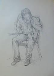 Alexi study by RFord-Art