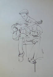 Biel Ballester. attempt 2 by RFord-Art