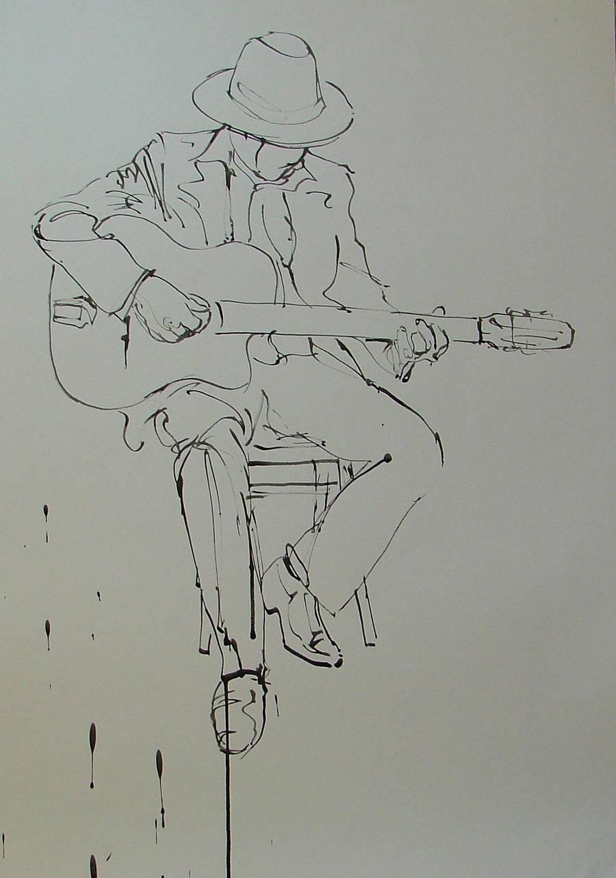 Chris 5 by RFord-Art