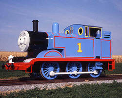Strasburg Rail Road's First Thomas Dummy Replica by Chandlertrainmaster1