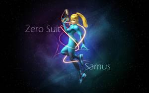 Zero Suit Samus Wallpaper by kurama805