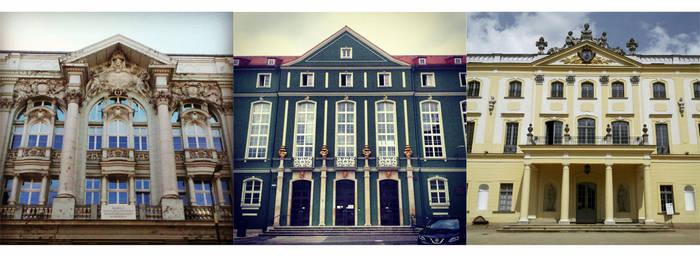 Facades of Instagrama by yuiokami