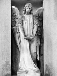 Angel of silence by yuiokami