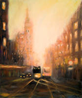Golden city by Ng-art01
