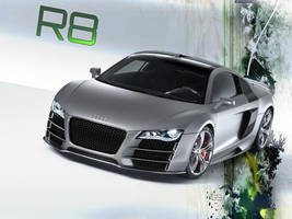 Audi R8 WP 1 by g0dz5