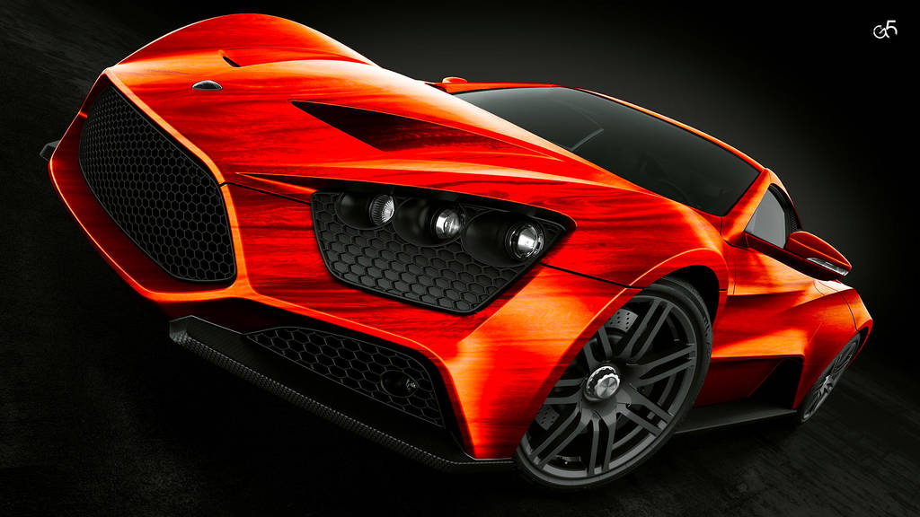 2010 Zenvo ST1 WP by g0dz5