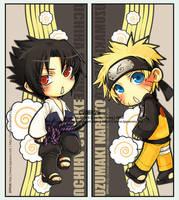 Naruto: CWHK25-Ramen Bookmarks by ippus