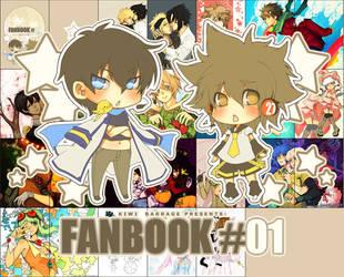 Fanbook no.01 by ippus