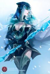 LoL: Frost Archer by ippus