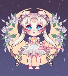 Little moon Princess by ippus