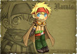 Naruto Emblem - Naruto Thief by ippus