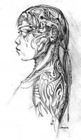 tattoos sketch by julznotdrugs
