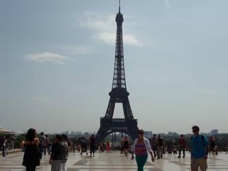 Tour Eiffel by liliyxxx