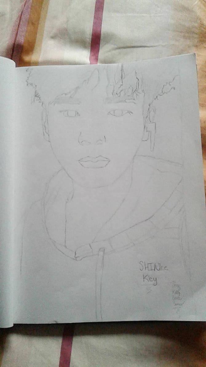 SHINee Key From Lookout Kdrama by Sasukebunny10955