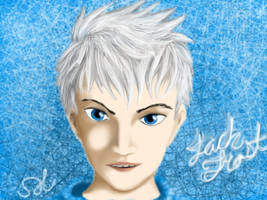 Jack Frost by Fantasy-DreamerMC
