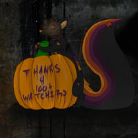 Thanks from Jack! by MonsterMeds