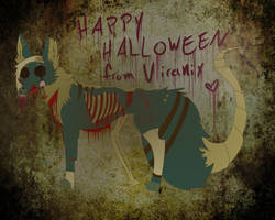 HAPPY HALLOWEEN from Viranix by MonsterMeds