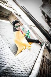 Vigilante Justice by SoloGrayson