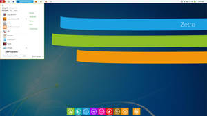 Zetro screenshot 1.3 by pisadeviant